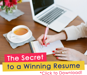 secret-to-a-winning-resume